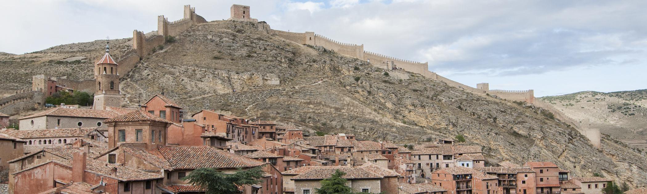 Albarracín pueblo