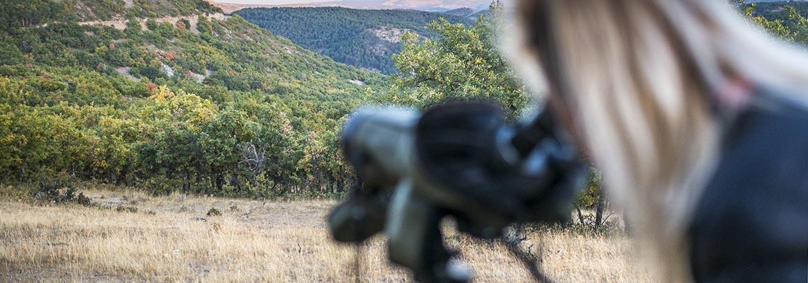Berrea de los ciervos en Albarracín