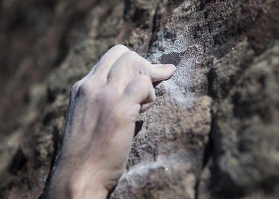 Escalada boulder Sierra de Albarracín 02