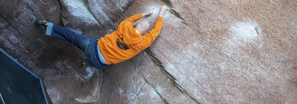 Escalada boulder Sierra de Albarracín 03