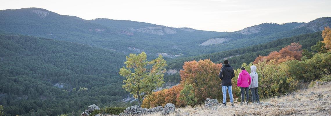Naturaleza en Albarracín Teruel